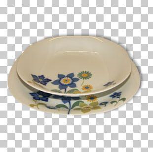 Porcelain Plate Ceramic Faience Platter PNG
