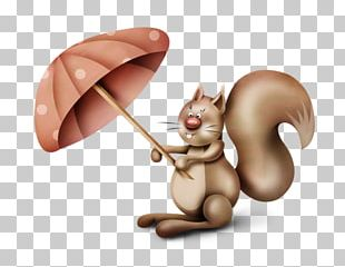 Tree Squirrels PNG