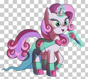 Pony Sweetie Belle Horse Power Ponies PNG