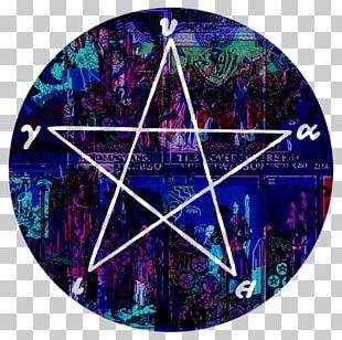 Pentacle Pentagram Magic Circle Symbol PNG