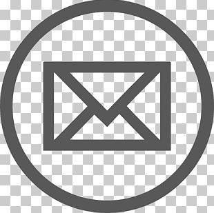 Mobile Phone Information Email Icon PNG