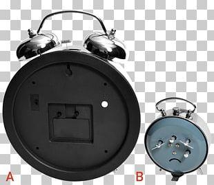 Alarm Clocks Movement Alarm Device Industrial Design PNG