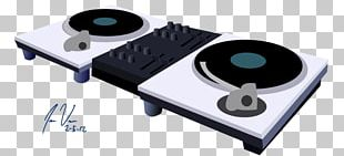 Disc Jockey Turntablism Phonograph PNG