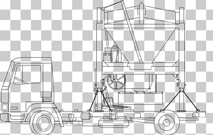 Mack Trucks Transport Drawing Semi-trailer Truck PNG