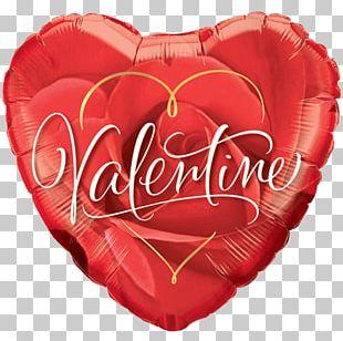 Toy Balloon Valentine's Day Wedding Birthday PNG