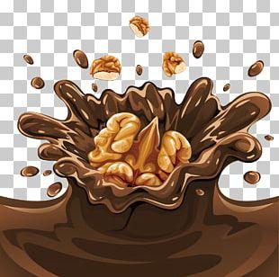 Juice Chocolate Milk Fruit PNG