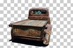 Car Pickup Truck Motor Vehicle PNG