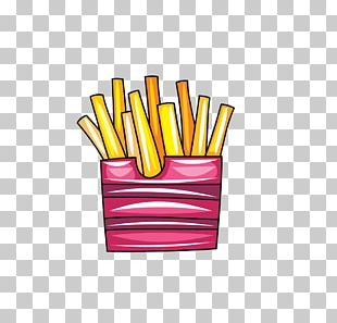 Hamburger McDonalds French Fries Take-out Fast Food PNG