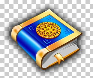 Game Icon Book Magic Icon PNG