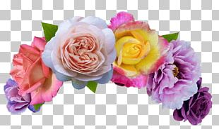 Cut Flowers Crown Search Emoji Garden Roses PNG