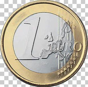 Europe 1 Euro Coin Euro Coins 1 Cent Euro Coin PNG