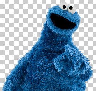 Cookie Monster Ernie Bert Grover Big Bird PNG