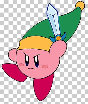 Kirby Super Star Master Sword Universe Of The Legend Of Zelda Lost Woods PNG