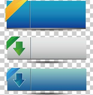 User Interface Design Button PNG