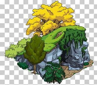 Tree Cartoon Character Flowering Plant PNG