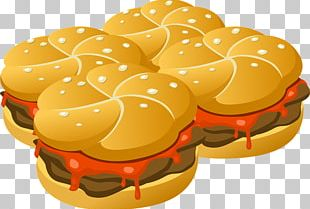 Hamburger Cheeseburger French Fries Veggie Burger Chicken Sandwich PNG