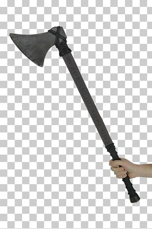 Larp Axe Throwing Axe Tomahawk Dane Axe PNG