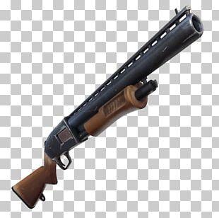 Fortnite Battle Royale Pump Action Shotgun Weapon PNG