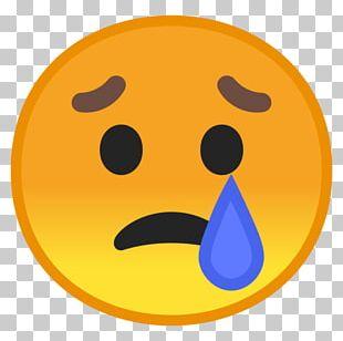 Smiley Emoticon Emoji Crying PNG