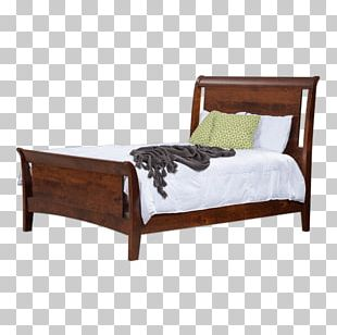 Bed Frame Mattress Furniture Canopy Bed PNG