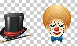 Circus Clown PNG