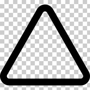 Equilateral Triangle Shape Curve PNG