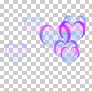 Desktop Email Editing Heart PNG