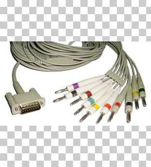 Serial Cable Network Cables Electrical Cable Electrical Connector Computer Network PNG