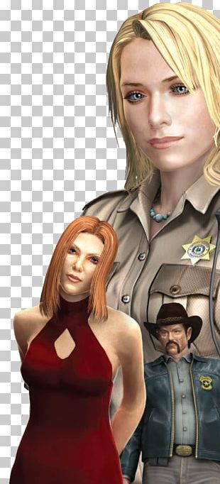 Deadly Premonition Access Games Game Developer Video Game Blond PNG