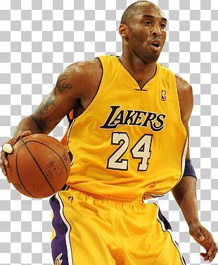 Kobe Bryant Los Angeles Lakers Basketball Player Athlete Team Sport PNG