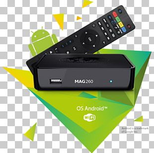 Set-top Box Mag 254 SEO Mag 256 Original IPTV Set Top Box Multimedia Player Internet TV IP Receiver (HEVC H.256) Faster Than MAG254 Over-the-top Media Services PNG