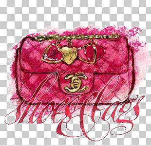 Handbag Chanel Fashion Illustration Illustration PNG