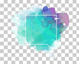 Ink Color Gradient Computer File PNG