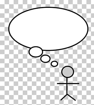 Person Speech Balloon Thought PNG