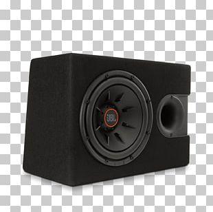 Subwoofer Computer Speakers Loudspeaker Enclosure Harman JBL S2-1224SS PNG