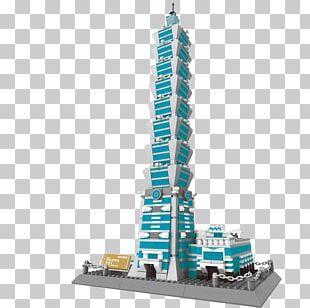 Taipei 101 Amazon.com Toy Block Lego Architecture Building PNG