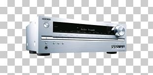 Onkyo TX-8220 AV Receiver Amplifier Radio Receiver PNG, Clipart