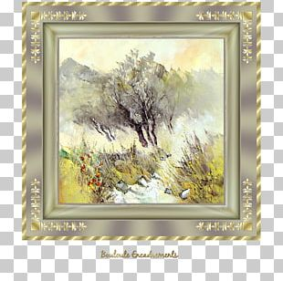 Watercolor Painting Création Graphique Frames Tree Death PNG