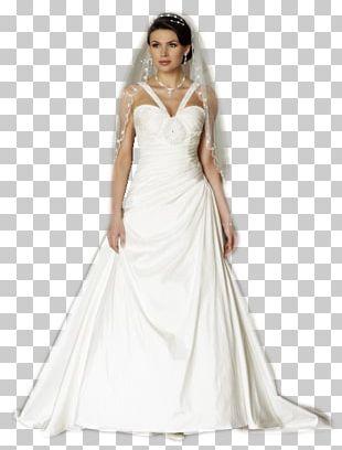 Wedding Dress Wedding Cake Marriage PNG