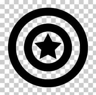 Captain America's Shield Deadpool PNG