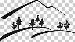 Drawing Line Art Rocky Mountains PNG
