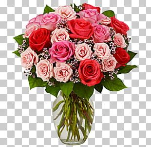 Flower Bouquet Rose Floristry Flower Delivery PNG