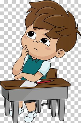 Thought Cartoon Illustration PNG
