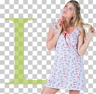 Sleeve Nightwear Fashion Dress PNG