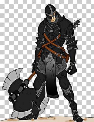 Pathfinder Roleplaying Game Axe Knight Warrior Character PNG