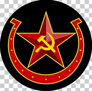 Soviet Union Hammer And Sickle Flag Of Russia PNG