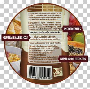 Convenience Food Nutrient Hazelnut Flavor PNG