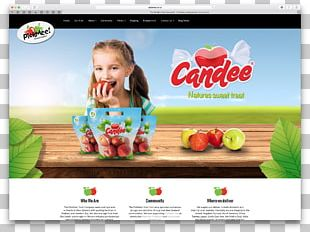 Advertising Agency Digital Agency PickMee Fruit Company Brand PNG