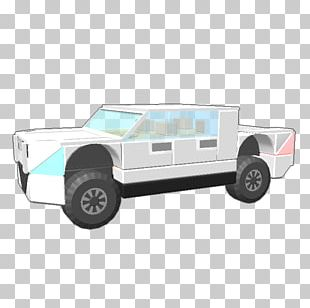 Bumper Car Truck Bed Part Motor Vehicle Luxury Vehicle PNG