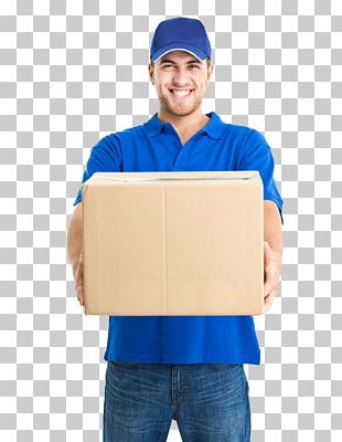 Delivery Man Pizza Delivery Courier United Parcel Service PNG